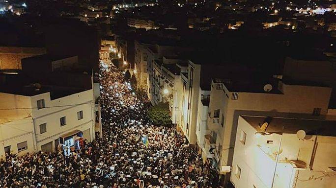 معتقلو حراك الريف يعلقون اضرابهم عن الطعام