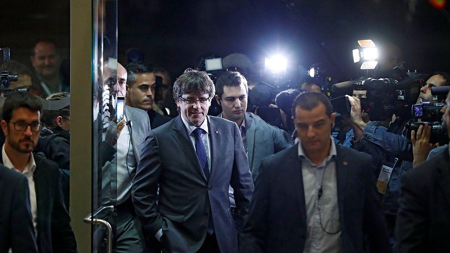 Catalunha e Governo espanhol em rota de colisão