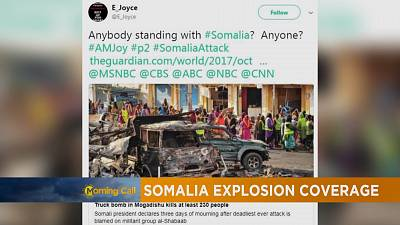 Debate over media coverage of Somalia attacks grow [The Morning Call]
