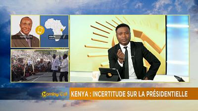 Kenya : incertitude sur l'élection présidentielle [The Morning Call]
