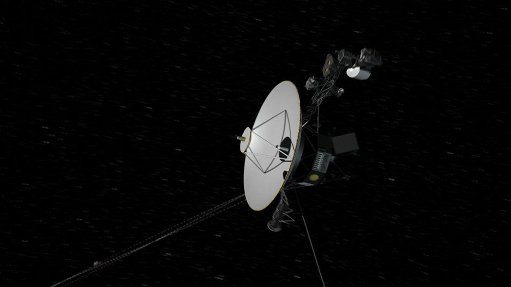 أساطير الفضاء - الحلقة التاسعة: بعثة فواياجور
