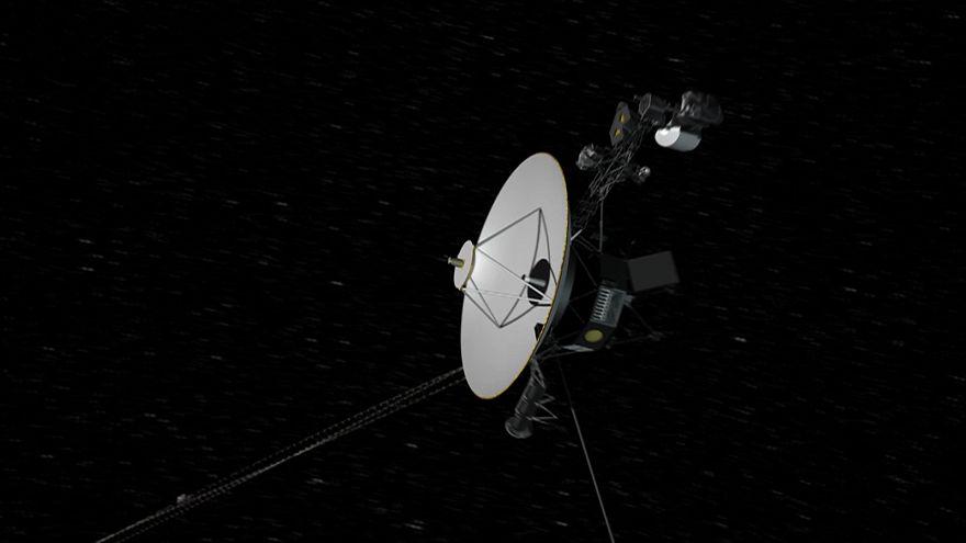 Leyendas del Espacio, Episodio 9: Voyager