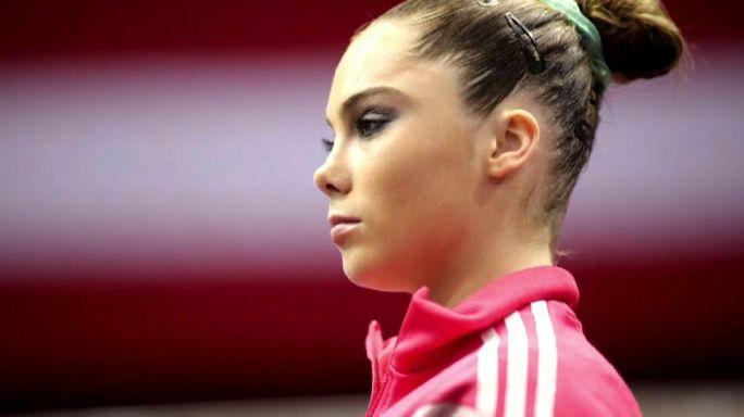 Antiga ginasta diz ter sido vítima de abusos sexuais