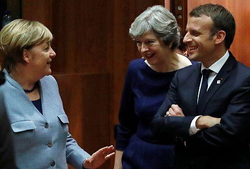 زعماء الاتحاد الأوروبي  في قمتهم..يناقشون الهجرة والبريكسيت و كتالونيا