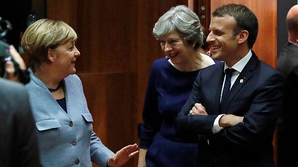 Cimeira: Líderes europeus preocupados com crise na Catalunha