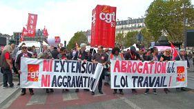 Réforme du Code du travail : la mobilisation s'essouffle mais continue