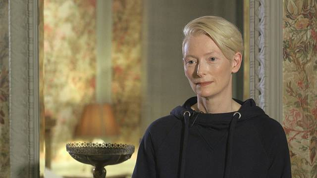 Tilda Swinton on why she embraces chaos