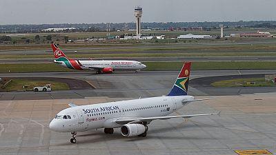 Afrique du Sud : la présidente de la compagnie nationale SAA limogée