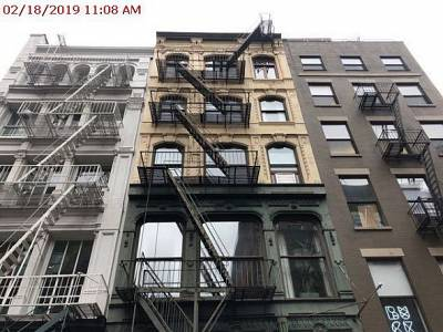 The address listed on the listing is for 29 Howard Street Apt. 4D