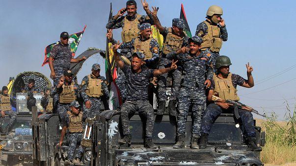ایران و آمریکا در جبهه کرکوک همسنگرند