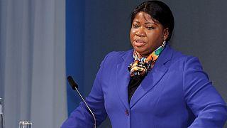 Mali : Fatou Bensouda veut des progrès dans le procès du général Sanogo