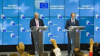 Vertice UE: I leader europei appoggiano Rajoy