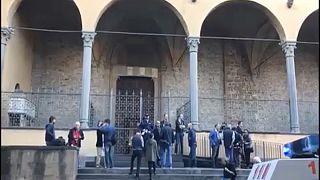 Muere un turista español en una iglesia de Florencia