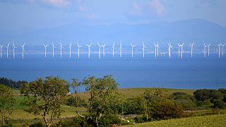 بهره برداری از اولین توربینهای بادی شناور در اسکاتلند