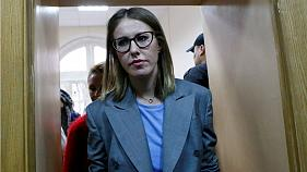 Who is Ksenia Sobchak, the socialite who will challenge Putin in Russia's 2018 election?