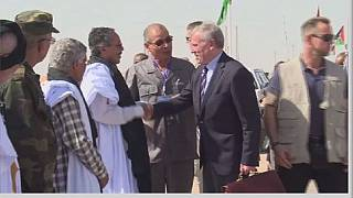 UN Envoy meets leaders of Polisario Front in Algeria