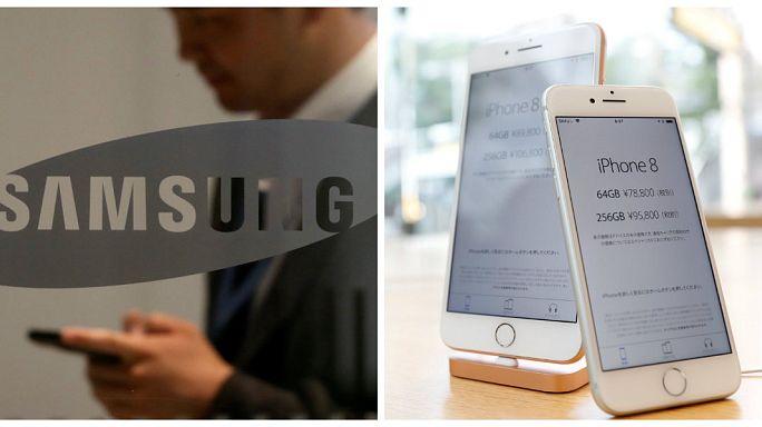 أيهما تفضل ايفون 8 أم هواتف سامسونغ القديمة؟