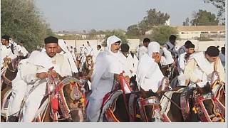 Libyan's enjoying horse racing to escape chaos in the country