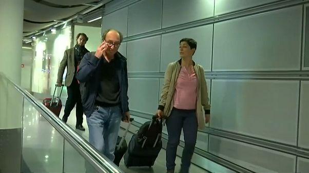 Dogan Akhanli vuelve a Alemania