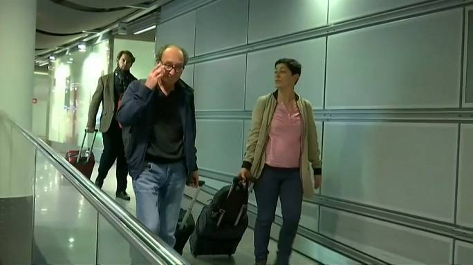 Torna a casa in Germania l'oppositore turco Akhanli