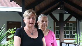 The German village in Venezuela and the country's political crisis