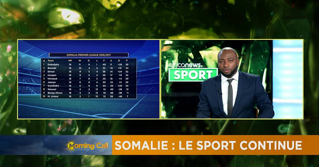 Somalia Premier League thrives on [Sport]