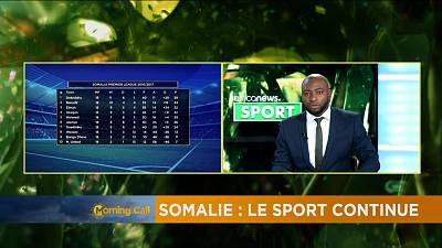 Somalia Premier League thrives on [Sport]