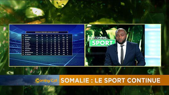 索马里总理联赛兴旺的[运动]