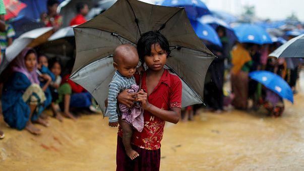 UNICEF: borzalmas körülmények között a rohingja gyerekek