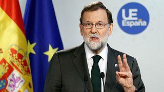 ماريانو راخوي يتفق مع المعارضة الاشتراكية لإجراء انتخابات محلية في إقليم كتالونيا.