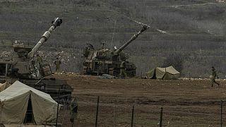 إسرائيل تقصف الجولان