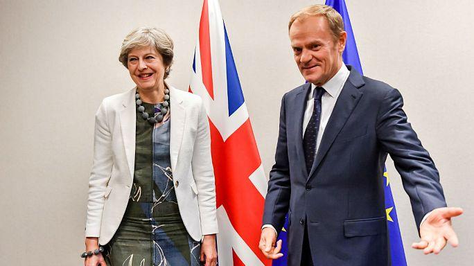 """Brexit, May: """"C'è ancora strada da fare"""", nessun altro dettaglio"""