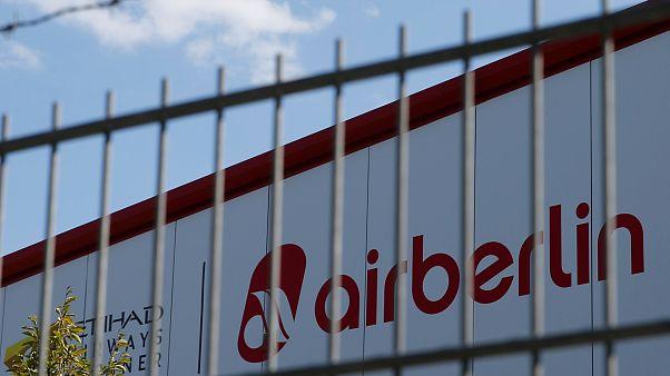 Nicht bezahlt: Air-Berlin-Flugzeug steckt auf Island fest