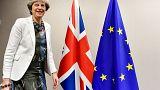 Τερέζα Μέι: Να παραμείνουν στη Βρετανία οι Έλληνες πολίτες