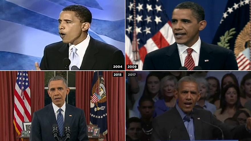 Obama: before, during and after