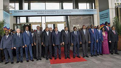 Congo president calls for cross-border action to tackle DR Congo crisis