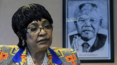 Winnie Mandela undergoes 'successful' surgery, she is fine