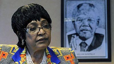 Winnie Mandela undergoes 'successful' surgery, she is fine