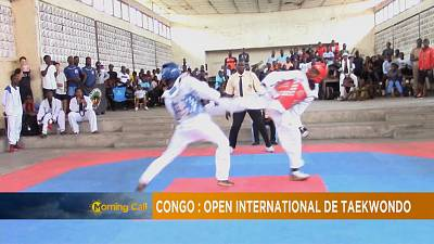 International Open Taekwondo Competition, Pointe Noire [The Morning Call]