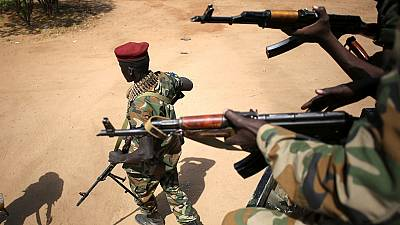 Three dead in clash between South Sudan rebel groups