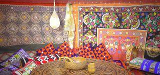 Almaty: perpetuando as tradições da arte e artesanato