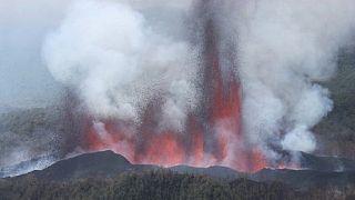 RDC : intense activité du volcan mais pas de risque d'éruption
