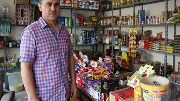 FIFA kokartlı hakem Kayseri'de bakkal dükkanı işletiyor