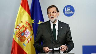 دولت اسپانیا روز شنبه برای بررسی بحران کاتالونیا جلسه ویژه برگزار میکند