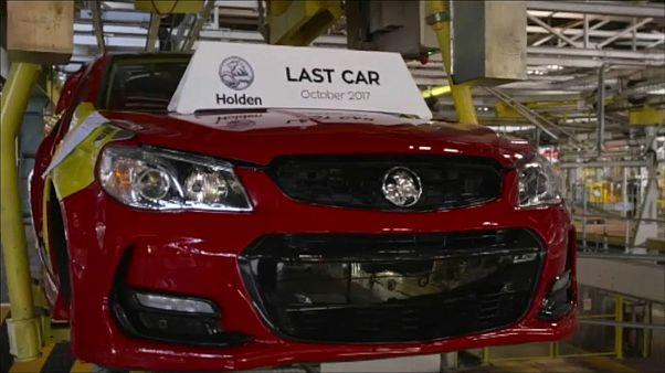 Australiens Autoindustrie am Ende