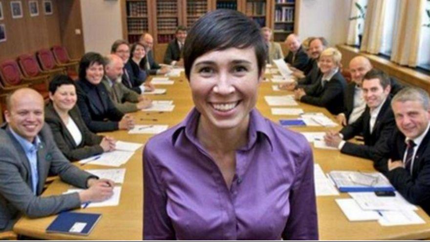 تعيين سيدة في منصب وزيرة الخارجية في سابقة في النرويج