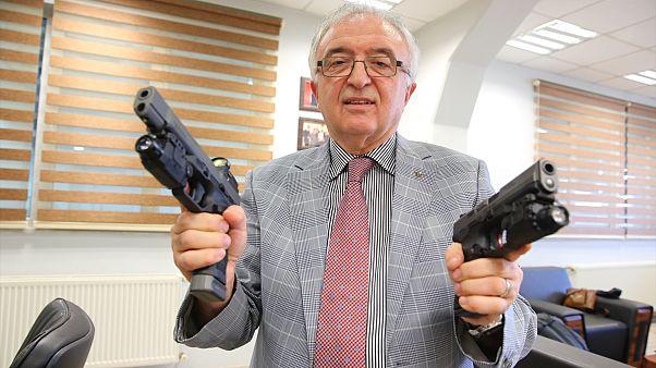 Türk markası Canik ABD'de en çok satan ilk 10 tabanca arasında