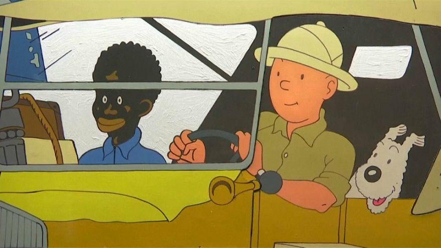 Elárverezik Tintin alkotójának utolsó képét