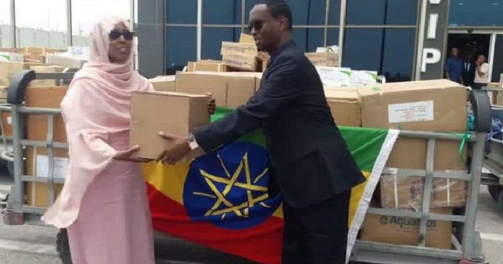Ethiopia aids Somalia with medical supplies after Djibouti, Kenya lead
