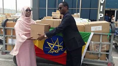 Ethiopia aids Somalia with medical supplies after Djibouti, Kenya lead